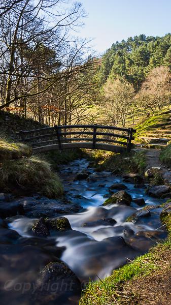 Bridge Over Golden Clough